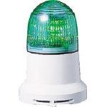パトライト 小型LED表示灯 φ82 緑 PES-100-G