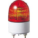 パトライト 小型LED表示灯 φ82 青 PES-200-B