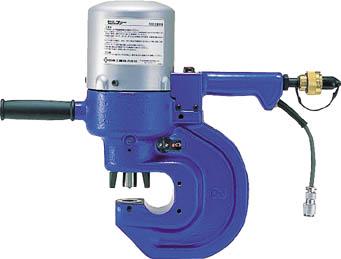 【直送】【代引不可】日東工器 携帯式油圧パンチャー セルファー 能力24mm HA11-1624