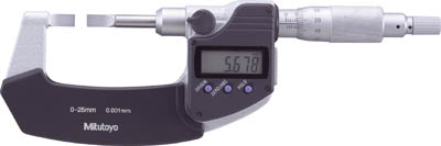Digimatic linear blademicrome meter BLM-25M Mitutoyo (Mitutoyo)