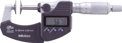 ミツトヨ(Mitutoyo) デジタル歯厚マイクロメーター GMA-50MJ