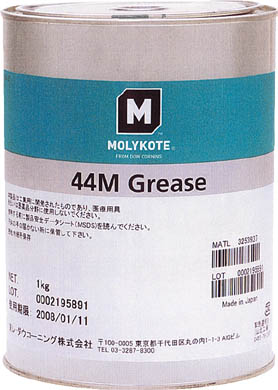 44 M grease resistant 1 kg consistency molykote M 44M-10