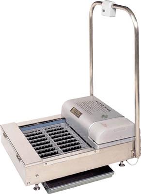 【直送】【代引不可】GS(ジーエス環境システム) 自動靴底洗浄機オートマット ドライ GS-414D