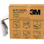 3M(スリーエム) 液体吸収材 メンテナンスソーベント フォールデッドタイプ M-FL550DD