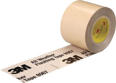 3M(スリーエム) 防水気密テープ 101mmX22.8m 8067 101X22