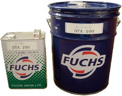 【直送】【代引不可】フックス レノリンDTA 真空ポンプオイル 20Lペール缶 淡黄色液体 DTA100PL