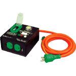 日動工業 金属センサー ボックスタイプ 3m 漏電保護専用 KS-EB550