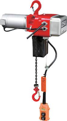 ー品販売  単相100V 楊程3m 店 【直送】【】ニッチ RC20010:工具屋のプロ 100kg 小型電気チェンブロック 1速形-DIY・工具