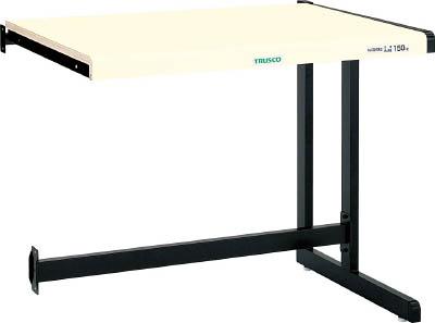 【直送】【代引不可】TRUSCO(トラスコ) ニューラインデスク 増結型 間口900 NLD-900-00B