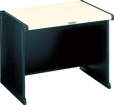【直送】【代引不可】TRUSCO(トラスコ) ニューラインデスク 幕板付 間口1500 NLDZ-1500-00