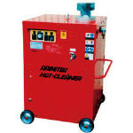 【直送】【代引不可】有光工業 高圧温水洗浄機 9.8MPa 温水タイプ AHC-37HC5