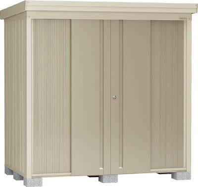 【直送】【代引不可】ダイケン 物置ガーデンハウス 棚板付一般型 2200X1520X2120 DM-J2113