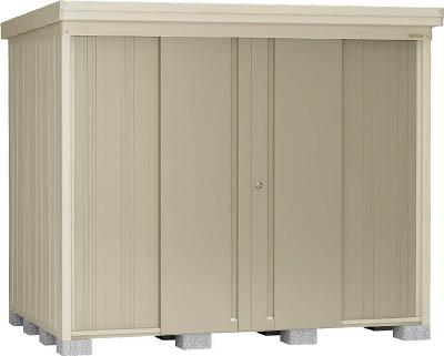 【直送】【代引不可】ダイケン 物置ガーデンハウス 棚板付一般型 2600X1920X2120 DM-J2517