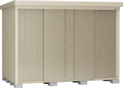 【直送】【代引不可】ダイケン 物置ガーデンハウス 棚板付一般型 3000X1920X2120 DM-J2917