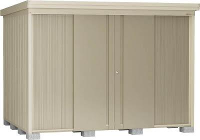 【直送】【代引不可】ダイケン 物置ガーデンハウス 棚板付一般型 3000X2320X2120 DM-J2921