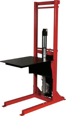 【直送】【代引不可】TRUSCO(トラスコ) コゾウリフター 定置式 電動 100kg テーブル 高330/1460mm BEN-ACP100-12TH