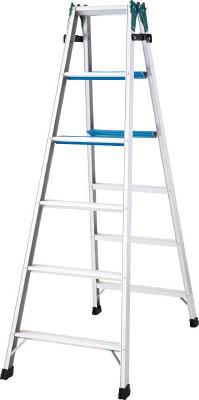 ハセガワ(長谷川工業) はしご兼用脚立 バイッと脚立 1.99m RW-21