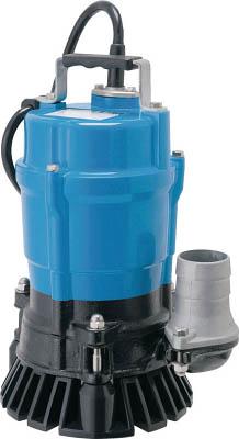 ツルミ(鶴見製作所) 一般工事排水用水中ハイスピンポンプ 100L/min 全揚程8m 60Hz 200V HS2.4 60HZ