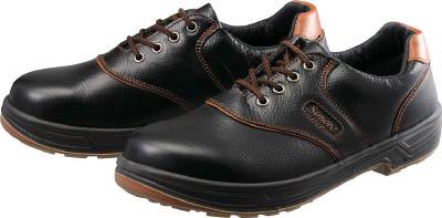 シモン(Simon) 安全靴 短靴 SL11-B黒/茶 26.0cm SL11B-26.0