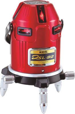 ムラテックKDS レーザー墨出器スーパーレイ92 DSL-92