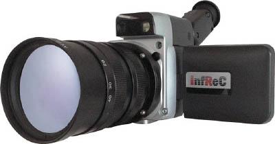 Avio(日本アビオニクス) 赤外線サーモグラフィカメラ インフレック 高額ズームレンズタイプ R300Z