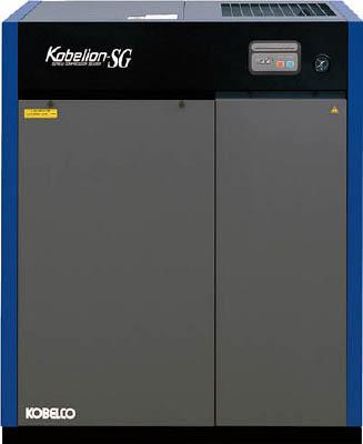 【直送】【代引不可】コベルコ 油冷式スクリューコンプレッサー コベライアン 50Hz SG100AD5