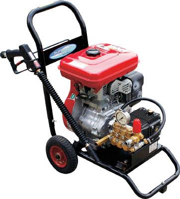 【直送】【代引不可】スーパー工業 エンジン式高圧洗浄機 コンパクト&カート型 SEC-1520-2