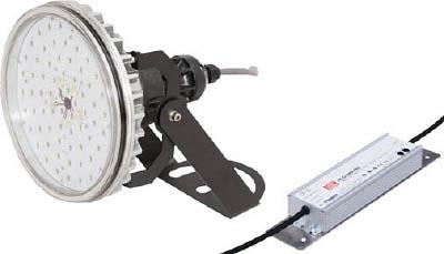IRIS(アイリスオーヤマ) LED投光器 水銀灯250W代替 65W IP55 ファンレス高効率 IRLDRSP65N-120BS-L-C