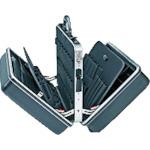 KNIPEX(クニペックス) ツールケース ビッグツイン W445xH(105+105)xD350mm 耐荷重30kg 002140LE