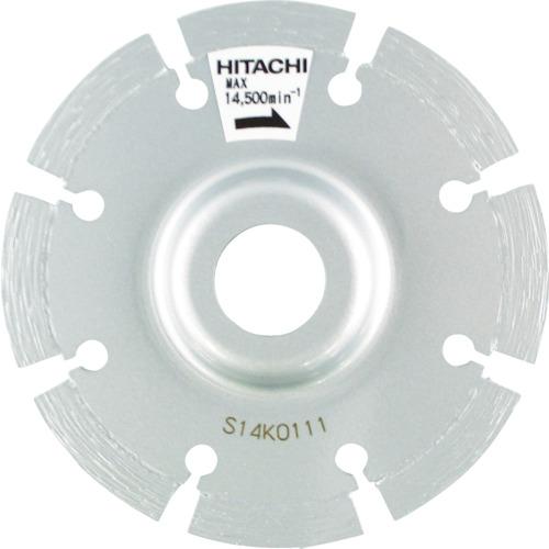 日立工機 ダイヤモンドカッタ 125mmX22 (オフセットセグメント) 0032-6078
