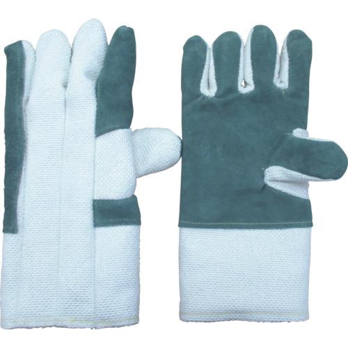 ニューテックス 耐熱手袋 ゼテックスレザーパーム 35cm 2100009