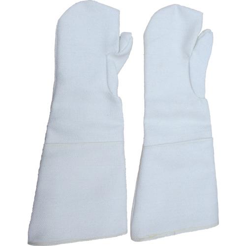 ニューテックス 耐熱手袋 ゼテックス ミットン 58cm 2100032