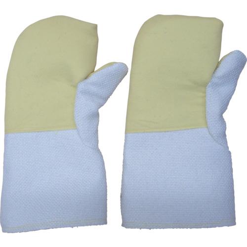 ニューテックス 耐熱手袋 ゼテックスアラミドパーム ミットン 35cm 2100033