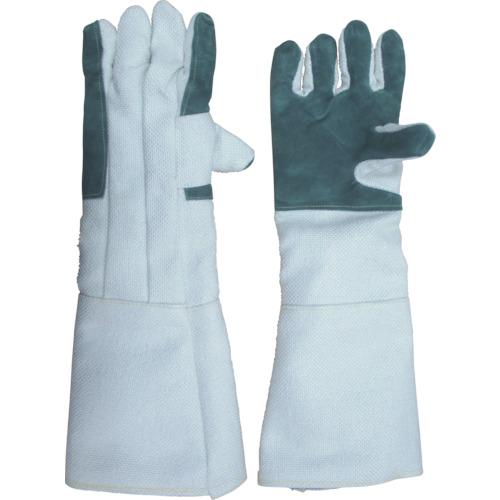 ニューテックス 耐熱手袋 ゼテックスレザーパーム 58cm 2100199