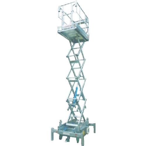 【直送】【代引不可】ALINCO(アルインコ) 高所作業台のぼる君LSシリーズ LS46VAC