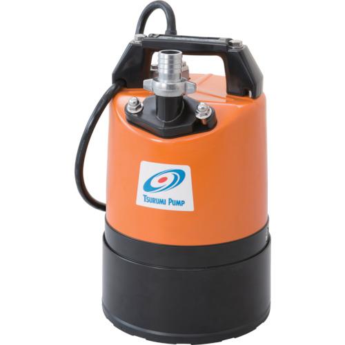 ツルミ(鶴見製作所) 低水位排水用水中ポンプ 全揚程12.0m 60HZ 100V LSC-1.4S 60HZ