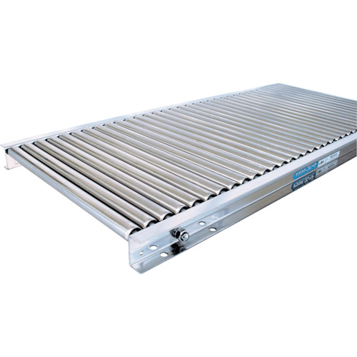 寺内製作所 ステンレス製ローラコンベヤφ25-W600XP75X1000L LSU25-600710
