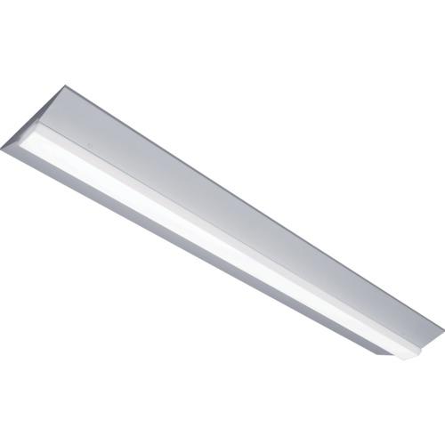 【直送】【代引不可】IRIS(アイリスオーヤマ) LEDベースライト ラインルクス160F 直付型 40形 W230 3035lm LX160F-30WW-CL40W