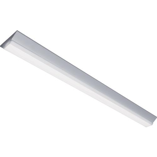 【直送】【代引不可】IRIS(アイリスオーヤマ) LEDベースライト ラインルクス160F 直付型 40形 W150 6350lm LX160F-63WW-CL40