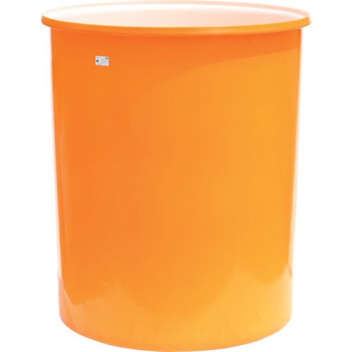 【直送】【代引不可】スイコー M型丸型容器 2000L M-2000