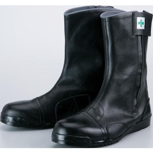 ノサックス 高所作業用安全靴 みやじま鳶 M208 ファスナー付 JIS規格品 24.5cm M208245