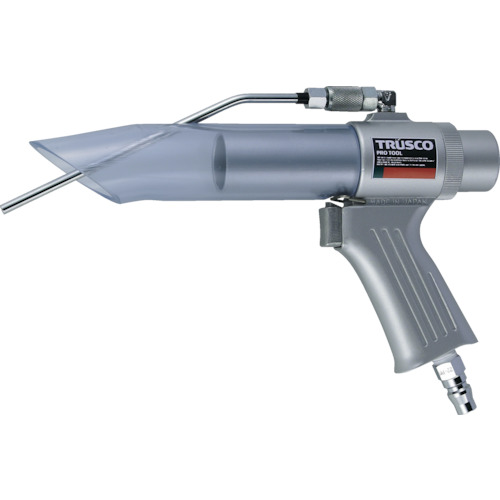 TRUSCO(トラスコ) エアーガンセット深穴タイプ 最小内径22mm MAG-22D