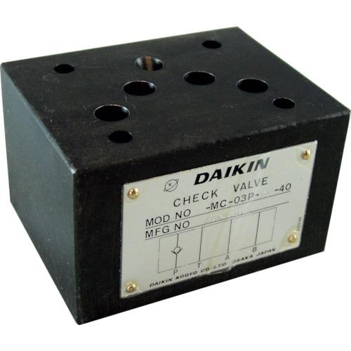 ダイキン工業 モジュラースタック弁 方向制御弁 3/8 MC-03P-05-40