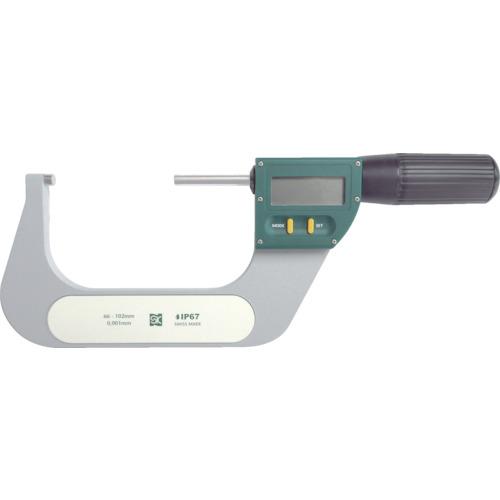 新潟精機(SK) デジタルSラインマイクロ(IP67) 0~30mm MCD-30IP67S2