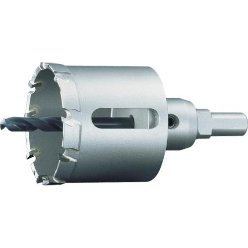 ユニカ 超硬ホールソー メタコアトリプル(ツバ無し) 80mm MCTR-80TN