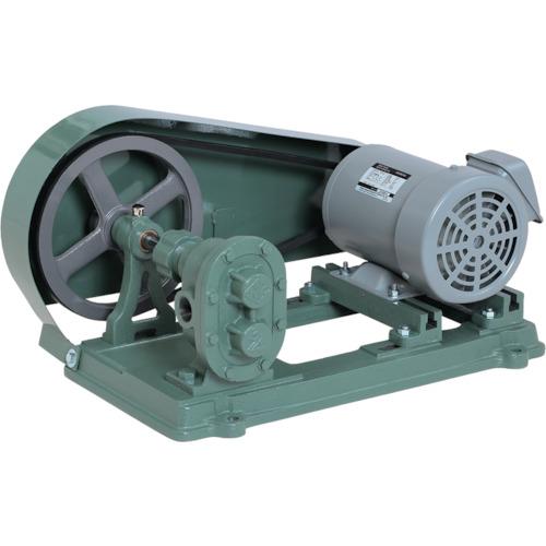【直送】【代引不可】NK(亀嶋鐵工所) ギアポンプ 電動機連結型 26~35L/min MES-06