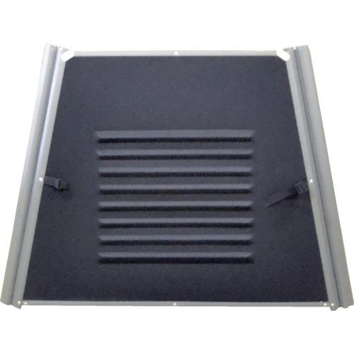 【直送】【代引不可】ミノリ サイレンサー 標準型拡張パネル 1枚パネル MES-B8071