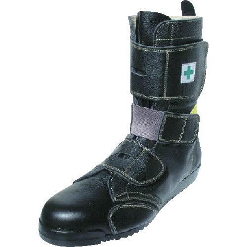 ノサックス 高所作業用安全靴 みやじま鳶マジック 25.5cm MIYAJIMA-M-255