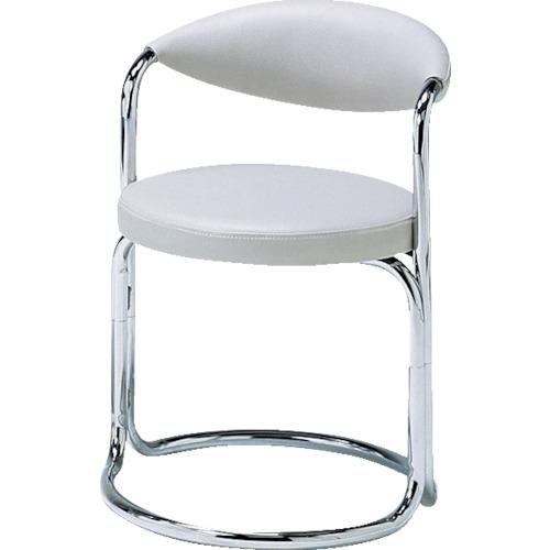 ミズノ 簡易応接セット用椅子 アイボリー MK-717