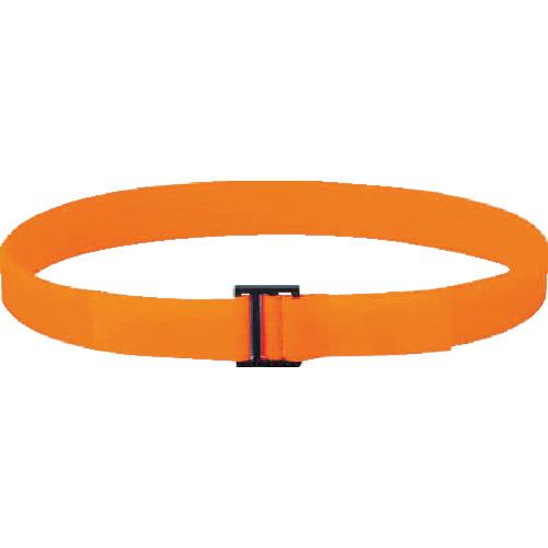 TRUSCO(トラスコ) フリーマジック結束テープ 片面 蛍光オレンジ 50mm×25m MKT50B-LOR